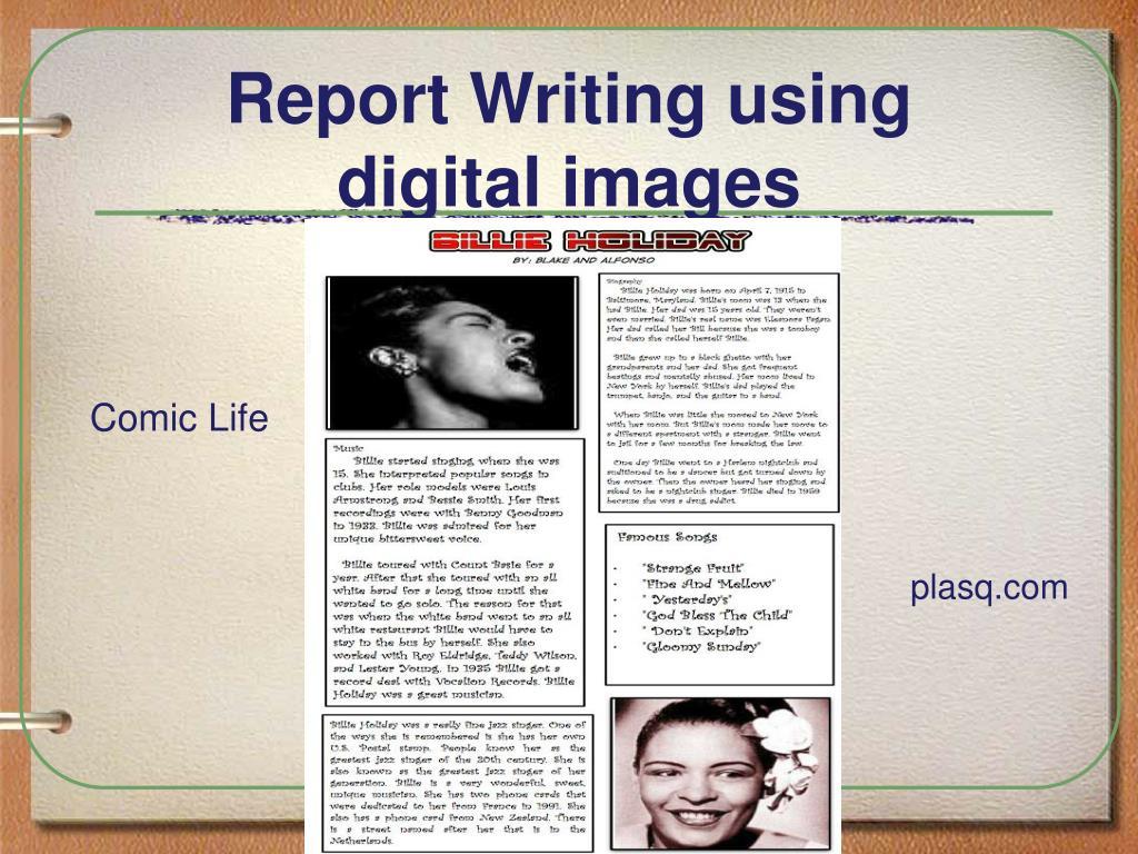 Report Writing using