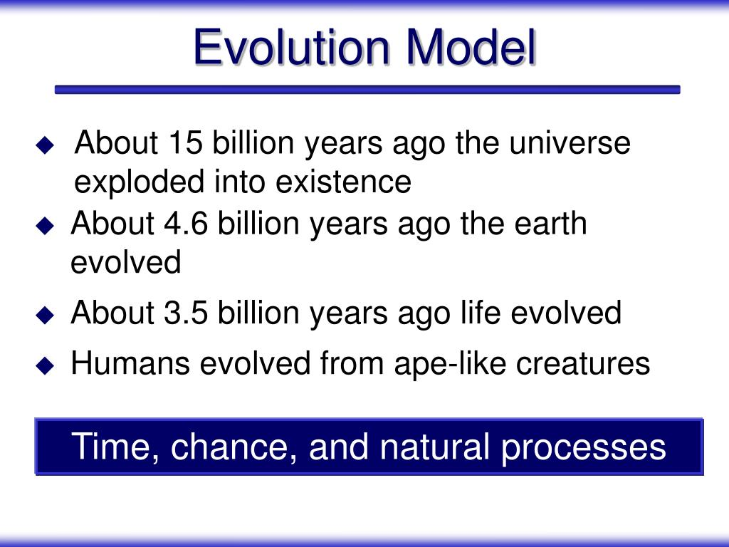 About 4.6 billion years ago the earth evolved