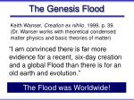 the genesis flood34