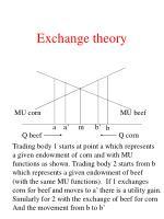 exchange theory18