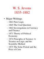 w s jevons 1835 18829