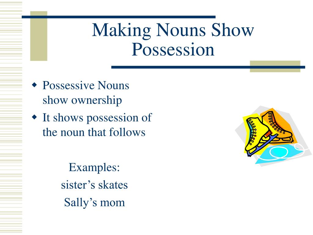 Ppt Nouns Powerpoint Presentation Id 156665