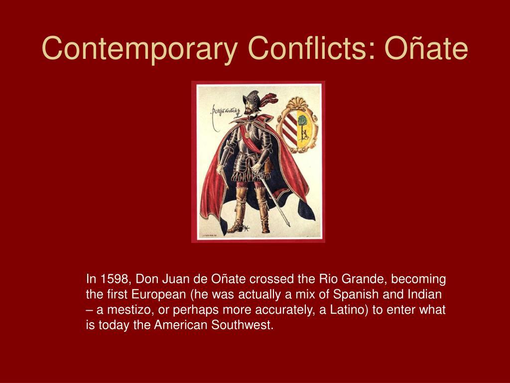 Contemporary Conflicts: O
