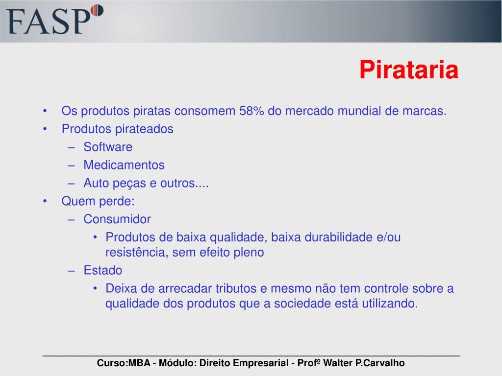 Pirataria