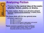 analyzing fiction13