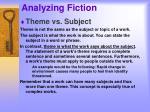 analyzing fiction14