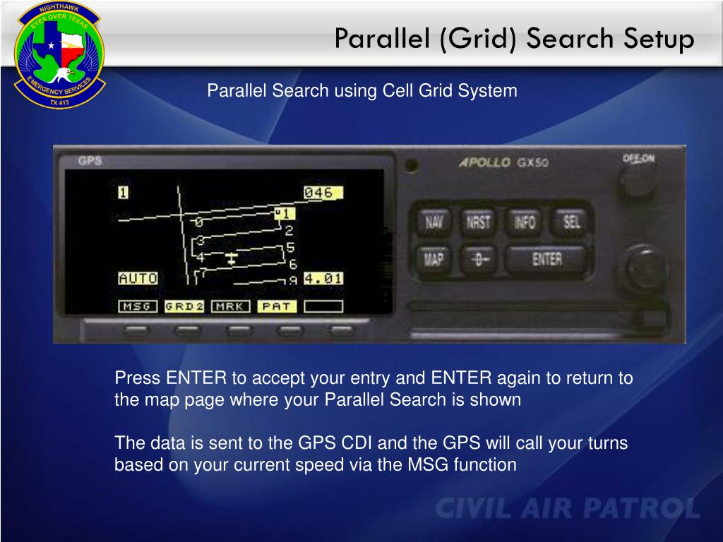 Parallel (Grid) Search Setup