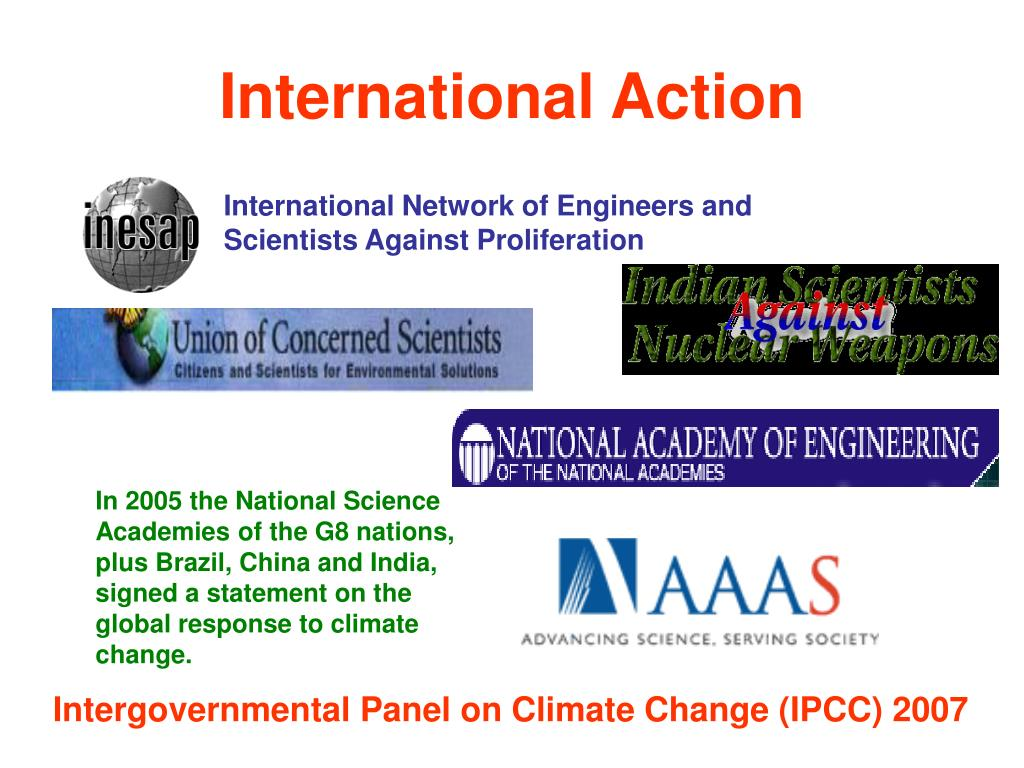 International Action