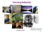 teaching reflexivity