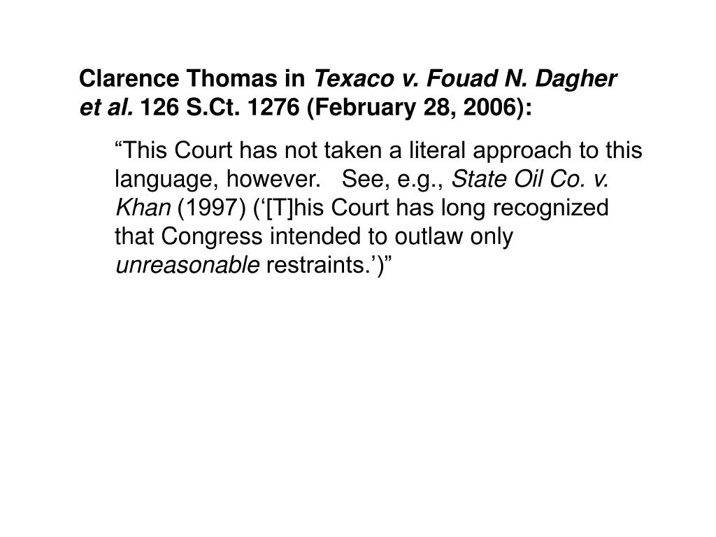 Clarence Thomas in