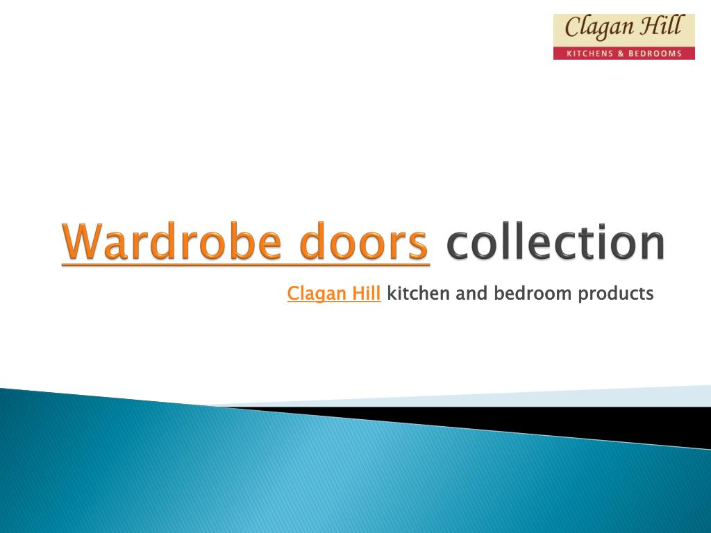 wardrobe doors collection