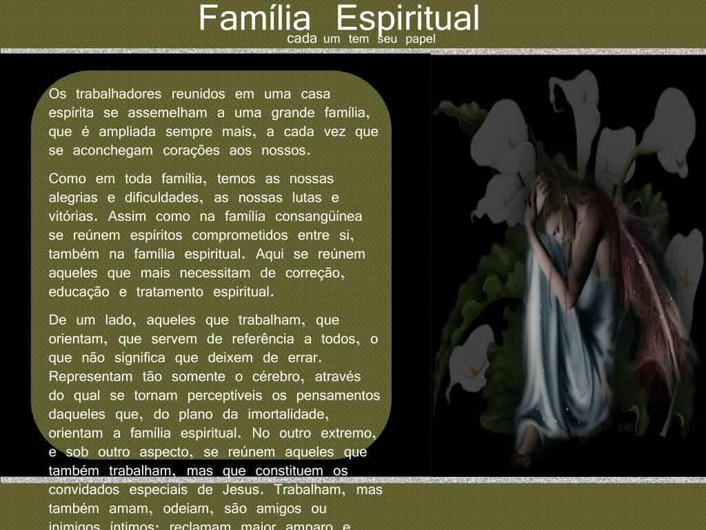 Família Espiritual