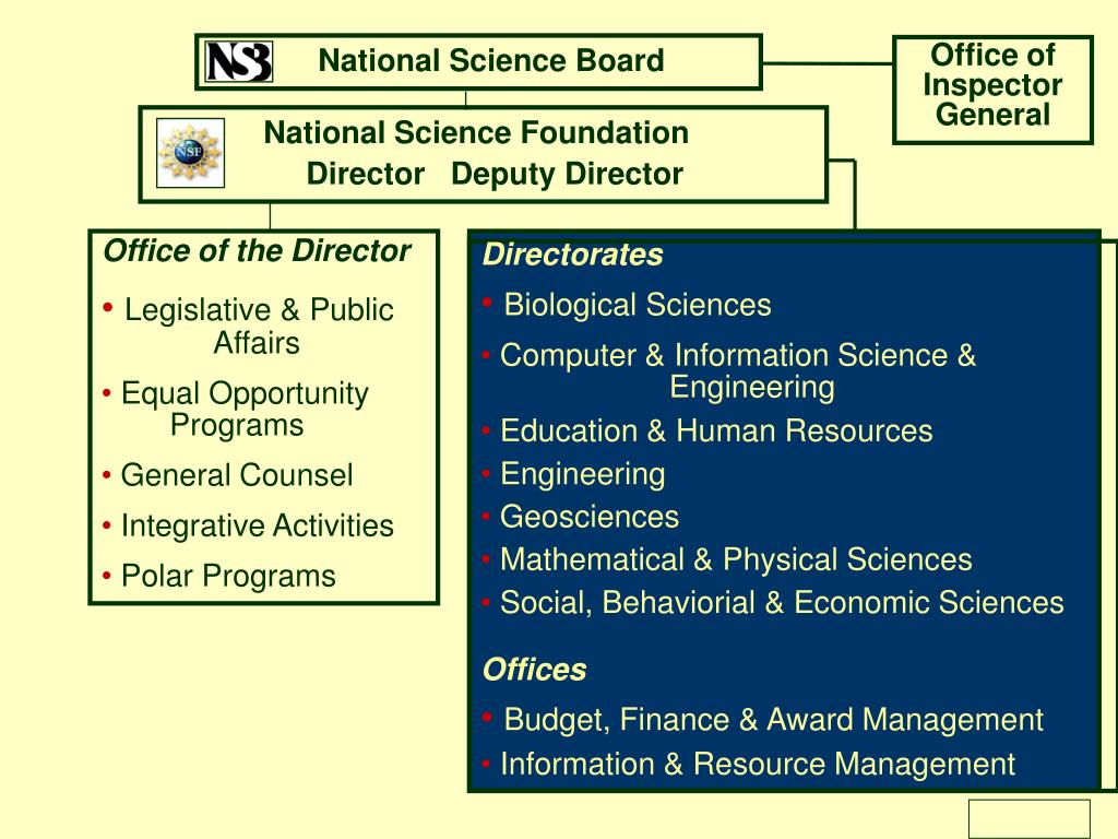 National Science Board