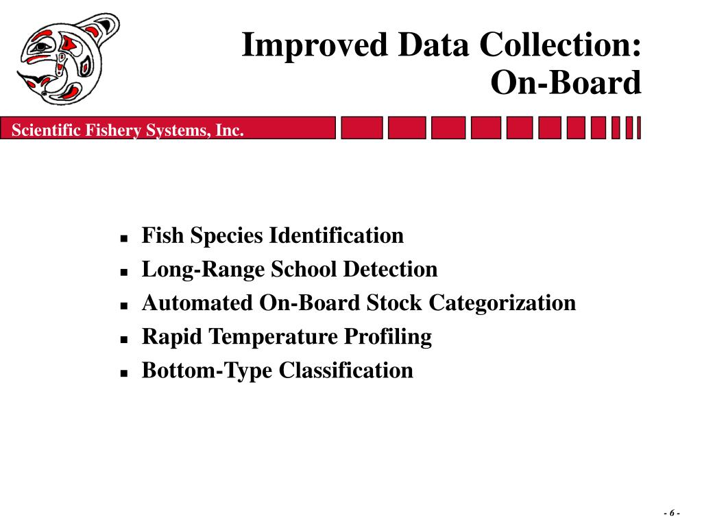 Improved Data Collection: