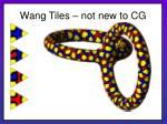 wang tiles not new to cg4