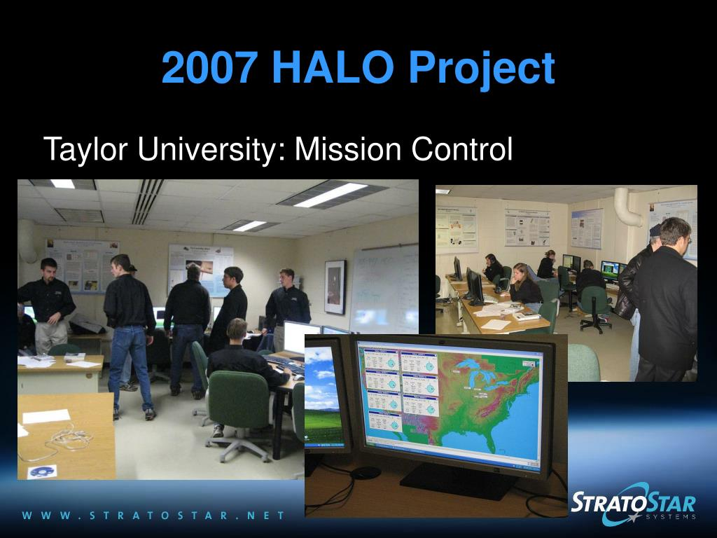2007 HALO Project