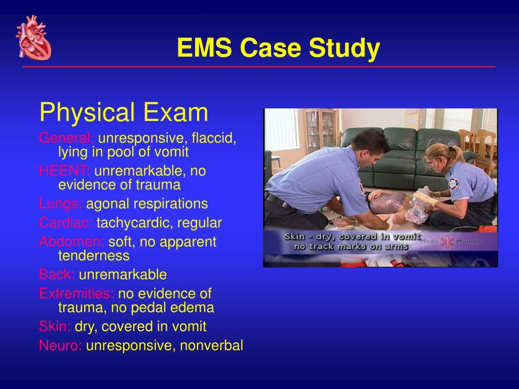 EMS Case Study