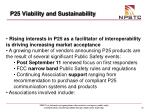 p25 viability and sustainability42