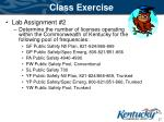 class exercise27