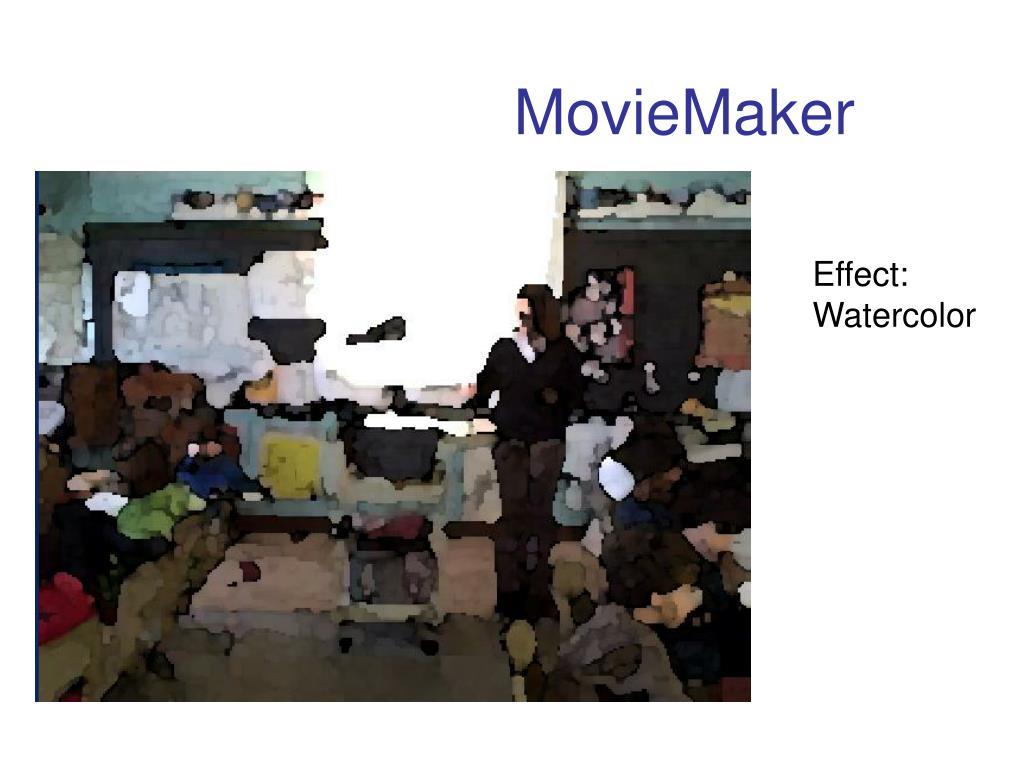 Effect: