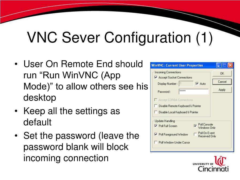 VNC Sever Configuration (1)