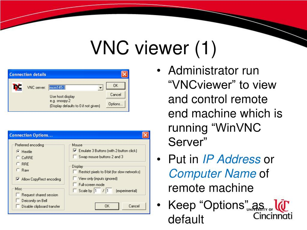 VNC viewer (1)