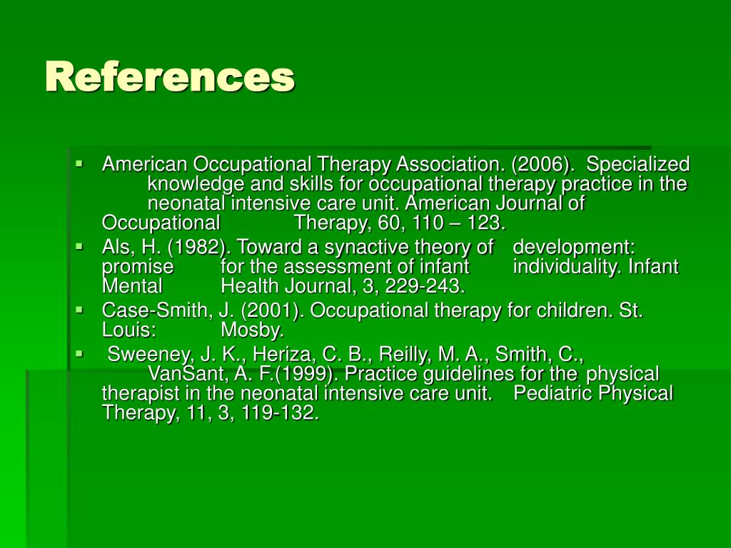 home modifications occupational therapy practice guidelines