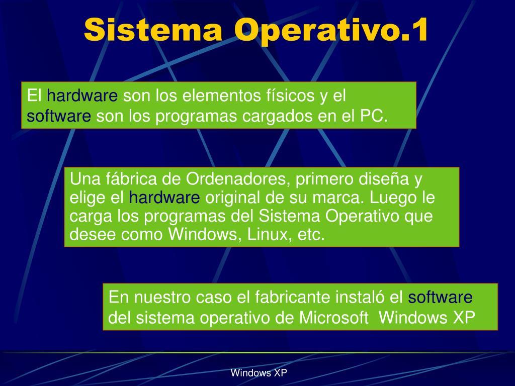 Sistema Operativo.1