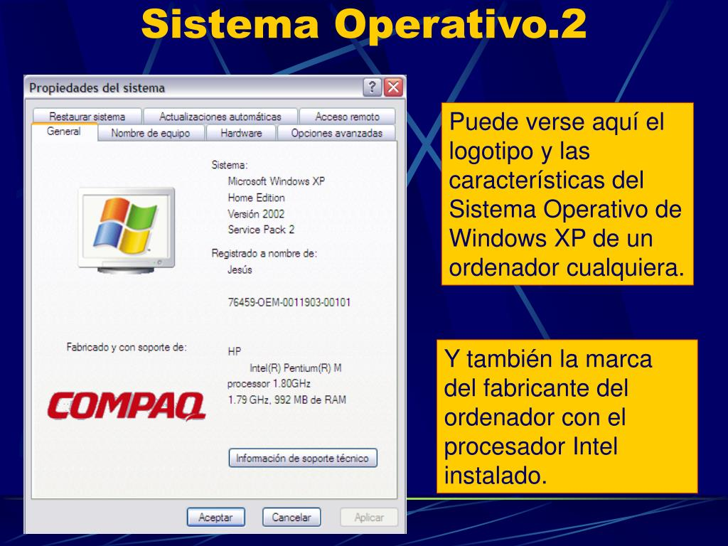 Sistema Operativo.2