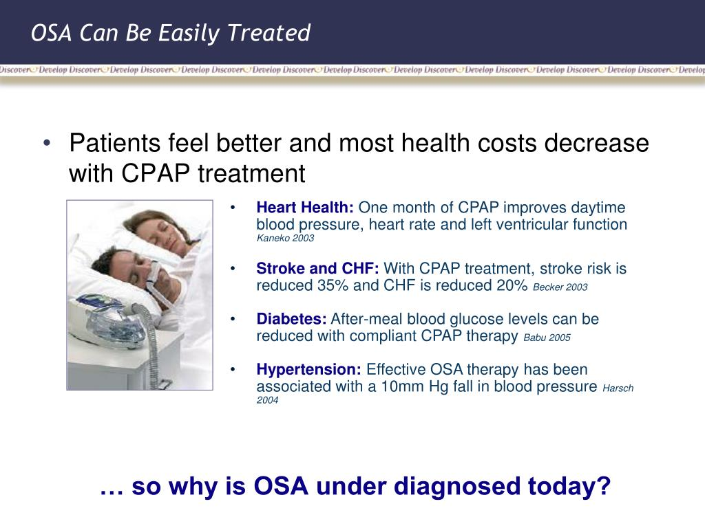 OSA Can Be Easily Treated