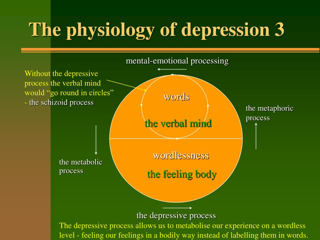 mental-emotional processing