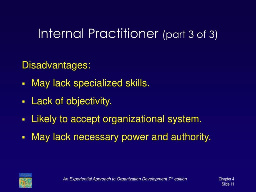 Internal Practitioner