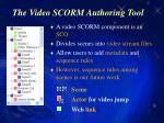 the video scorm authoring tool30