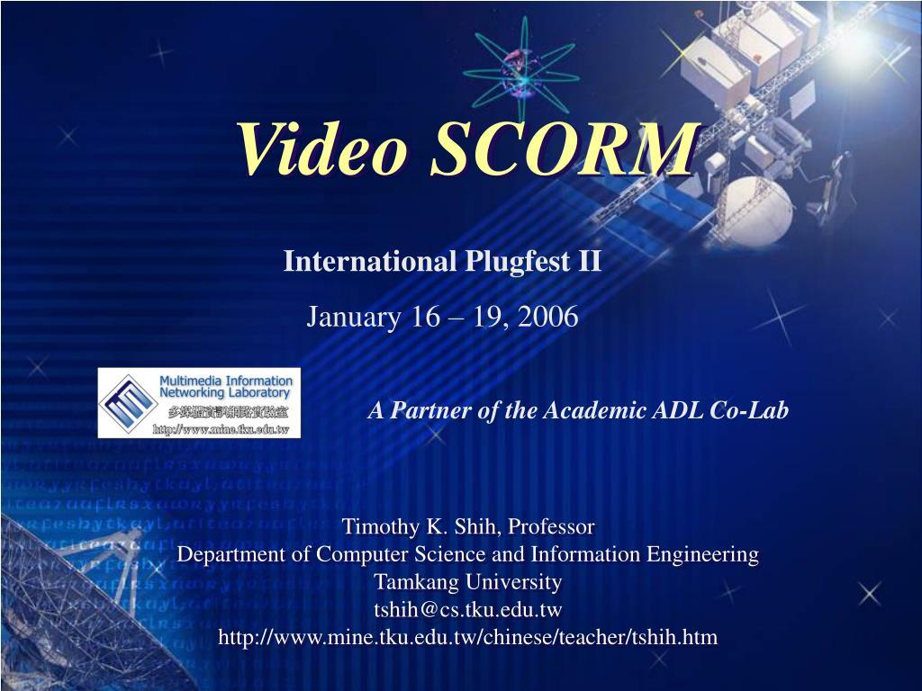 Video SCORM