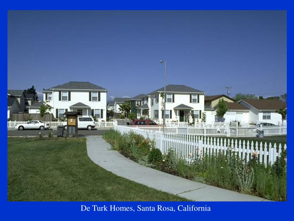 De Turk Homes, Santa Rosa, California