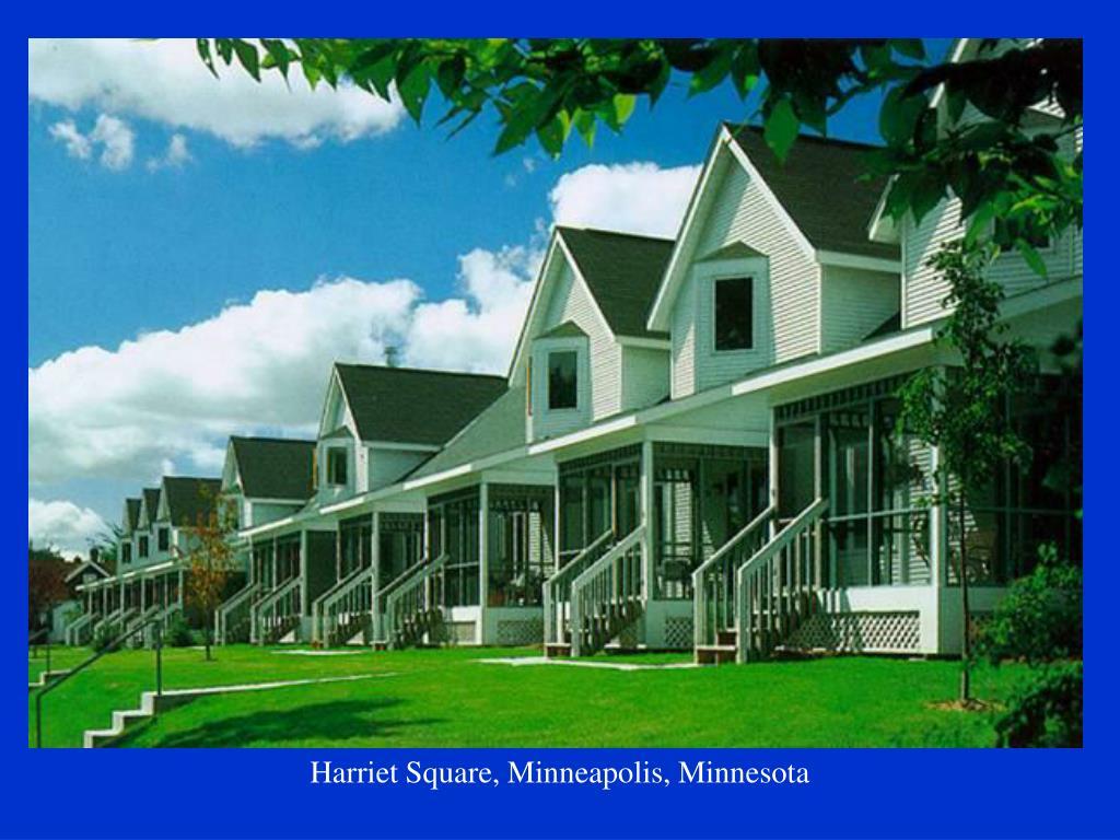 Harriet Square, Minneapolis, Minnesota