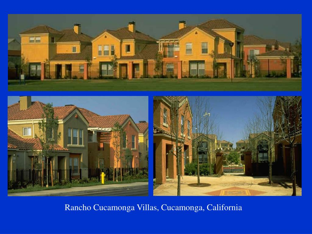 Rancho Cucamonga Villas, Cucamonga, California