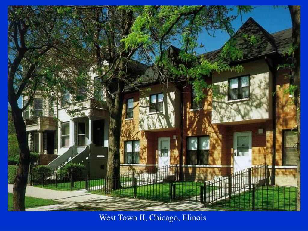 West Town II, Chicago, Illinois