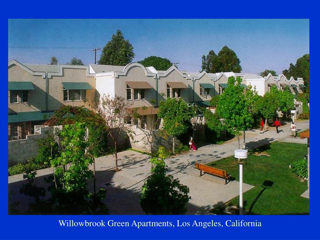 Willowbrook Green Apartments, Los Angeles, California