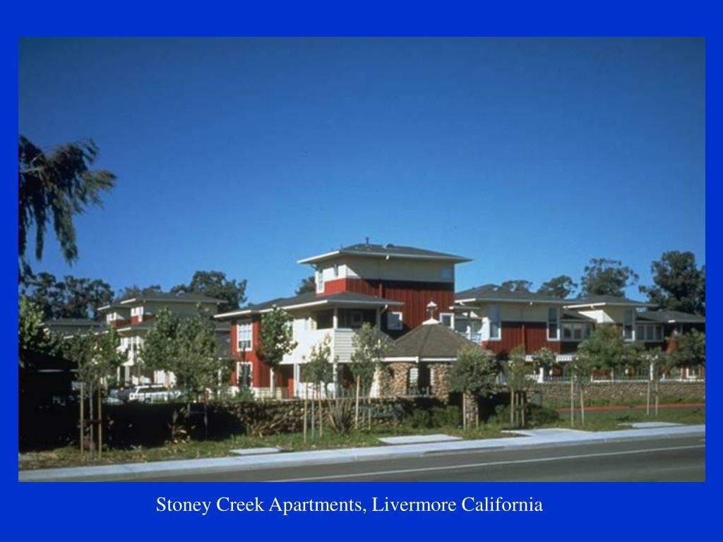 Stoney Creek Apartments, Livermore California