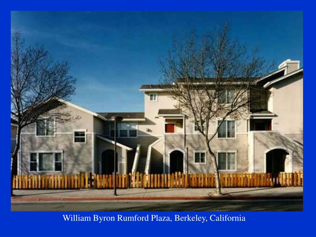 William Byron Rumford Plaza, Berkeley, California