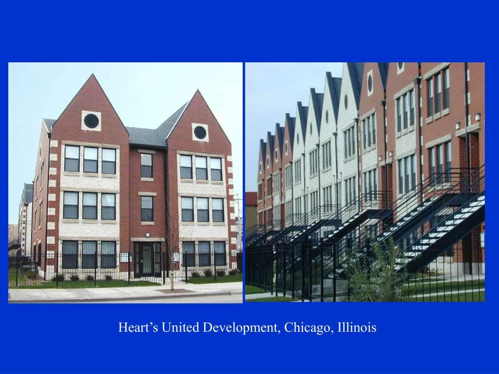 Heart's United Development, Chicago, Illinois