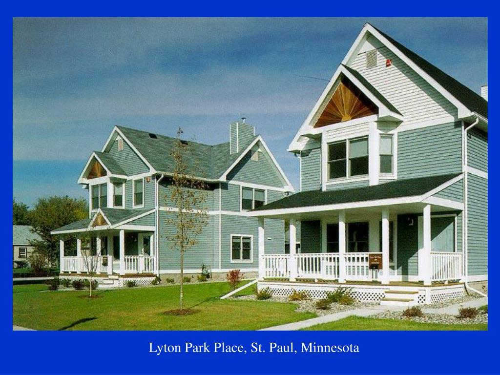 Lyton Park Place, St. Paul, Minnesota