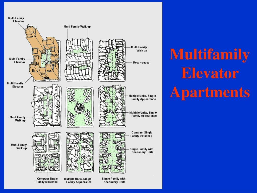 Multifamily Elevator