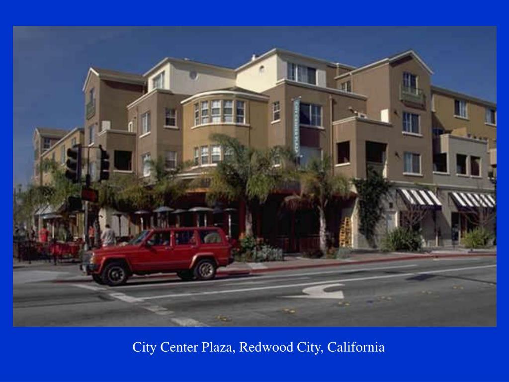 City Center Plaza, Redwood City, California