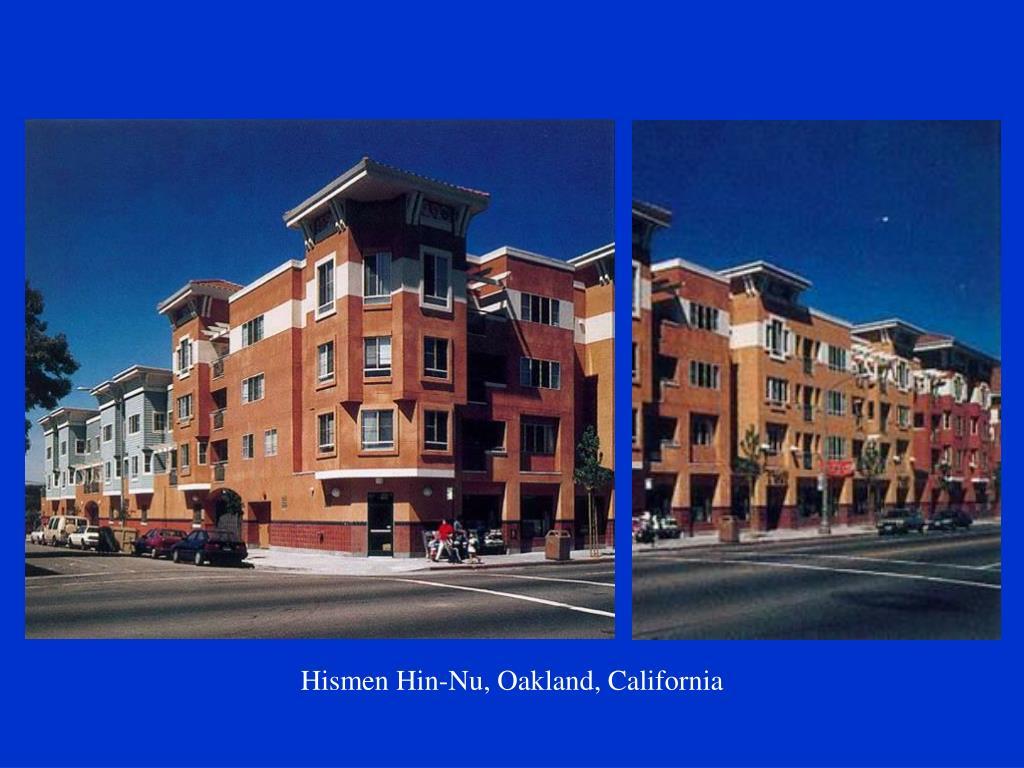 Hismen Hin-Nu, Oakland, California