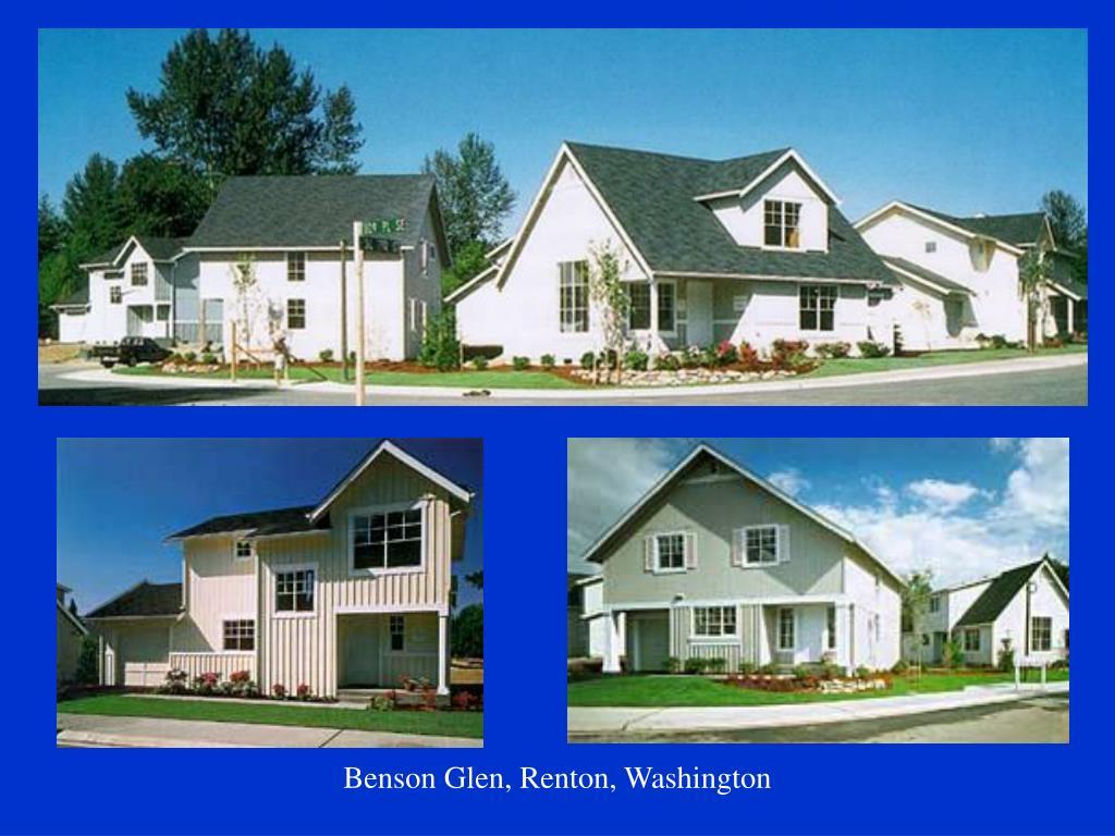 Benson Glen, Renton, Washington