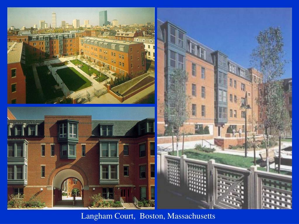 Langham Court,  Boston, Massachusetts