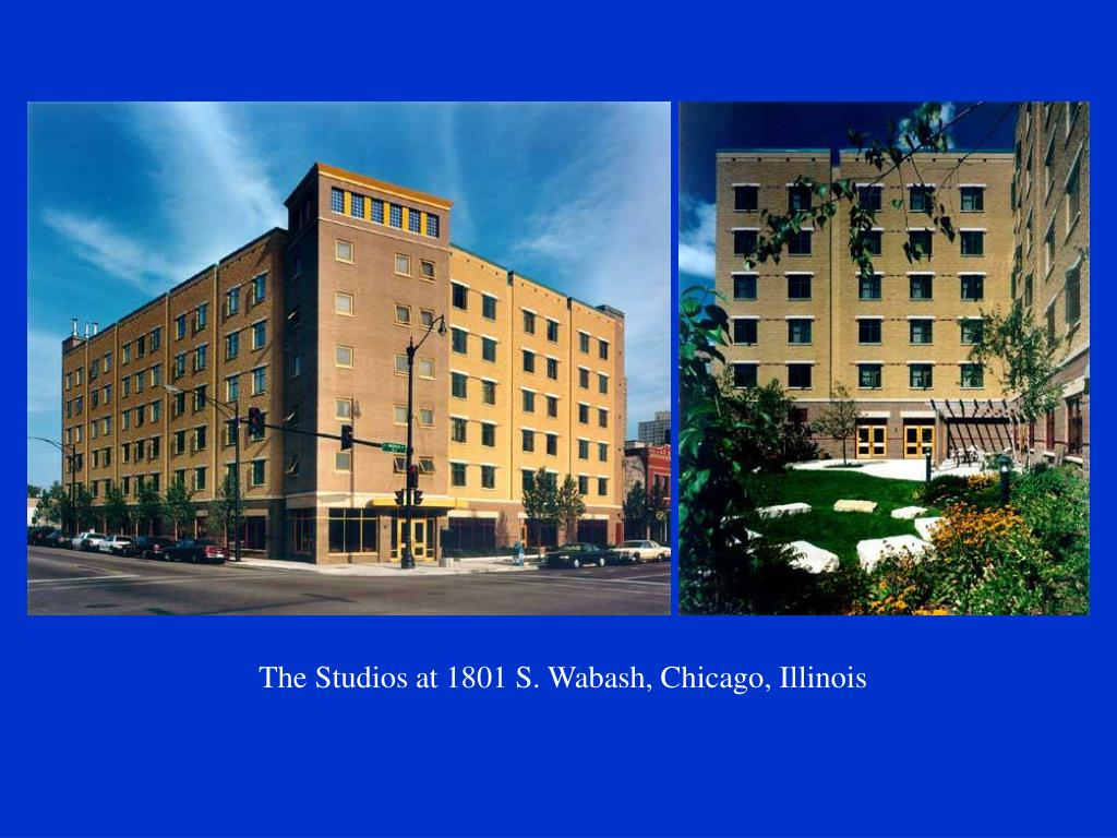 The Studios at 1801 S. Wabash, Chicago, Illinois