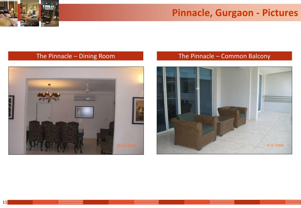 Pinnacle, Gurgaon - Pictures